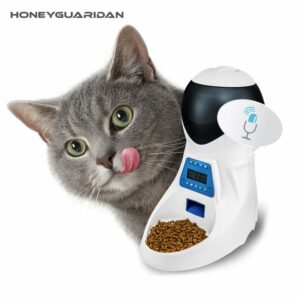 HoneyGuaridan A25 Automatic Pet Feeder