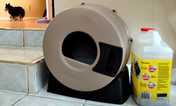 Litter Spinner Litter Box Review