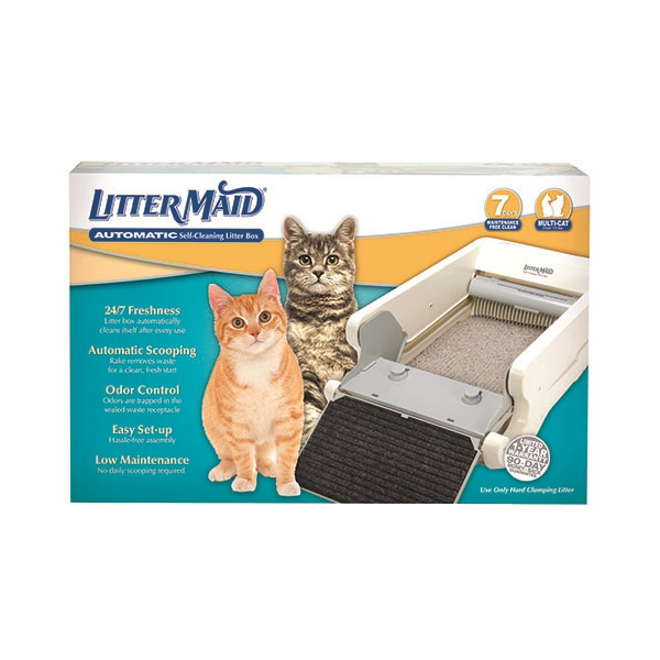 Littermaid LM980 Mega Cat Litter Box Review
