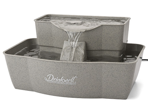 Pet Safe Drink well Multi-Tier Pet Water Fountain Review